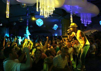 Ibiza dance act