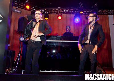 M&C Saatchi 21st anniversary performers