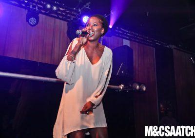M&C Saatchi 21st anniversary singer