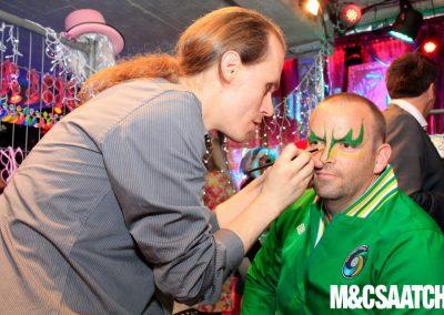 M&C Saatchi Factory makeup