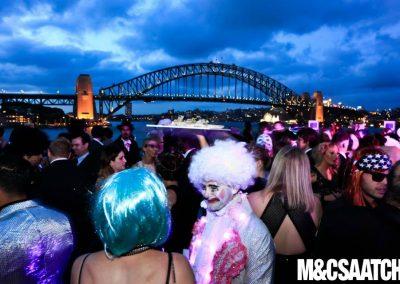 M&C Saatchi Operateque Sydney Harbour Bridge 2