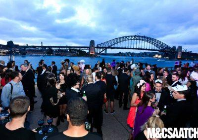 M&C Saatchi Operateque Sydney Harbour Bridge