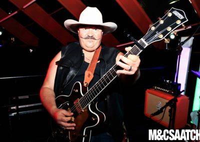 M&C Saatchi Operateque guitarist