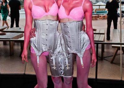 M&C Saatchi Operateque twins