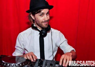M&C Saatchi Paramount DJ