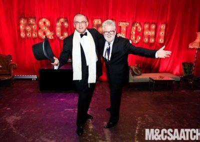 M&C Saatchi Paramount founders